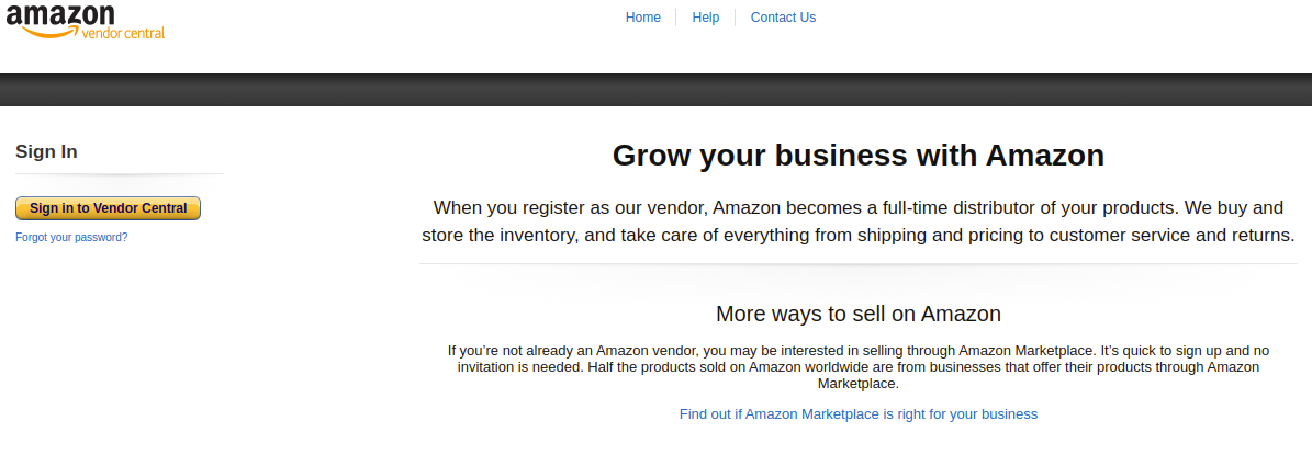 Sign in to your Vendor Central Account.png